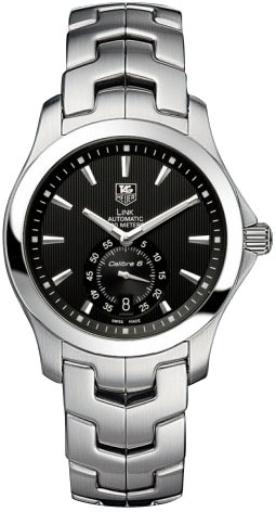 Tag Heuer Link Series Fashionable Automatic Mens Watch-WJF211A.BA0570