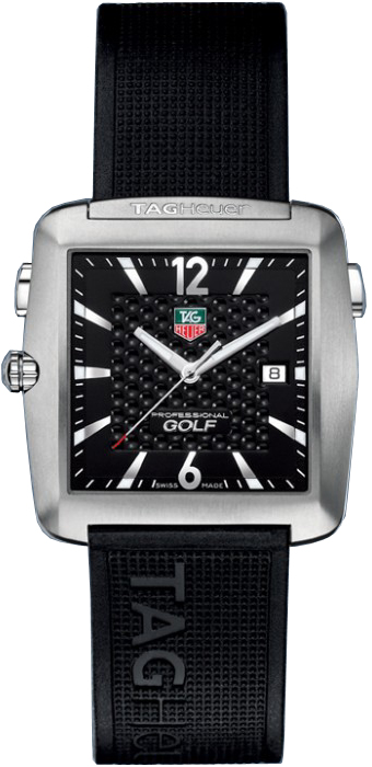 Tag Heuer Professional Golf Series Super Quality Mens Watch-WAE1111.FT6004