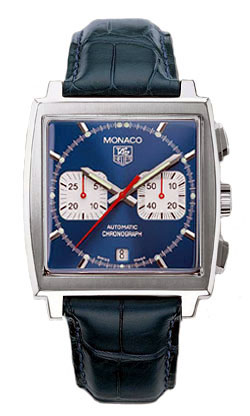 Tag Heuer Monaco Series Fashionable and Practical Steve McQueen Mens Watch-CW2113.FC6183