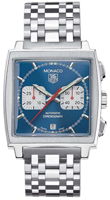 Tag Heuer Monaco Series Fashionable and Practical Mens Automatic Watch-CW2113.BA0780