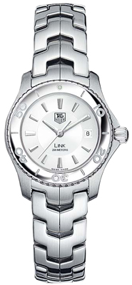 Tag Heuer Link Series Beautiful Mini Ladies Quartz Watch-WJ1310.BA0571