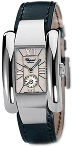 Chopard La Strada Series Steel White Ladies Swiss Quartz Watch 418357