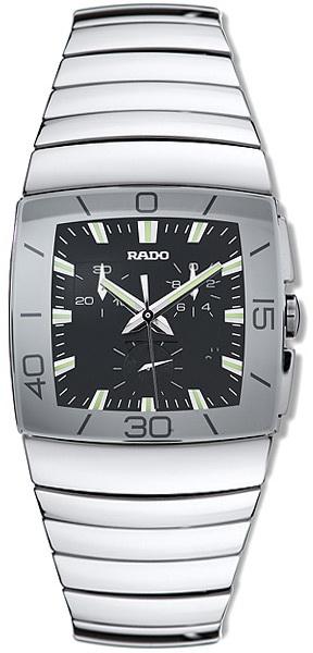 Rado Sintra Series Chronograph Ceramic Mens Watch-R13600022