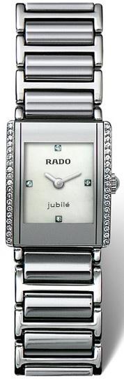 Rado Integral Series Diamonds Mini Quartz Ladies Watch R20430909