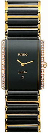 Rado Integral Series Diamonds Quartz Unisex Watch R20338152