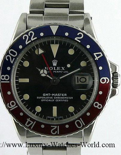 Rolex GMT Master 13341