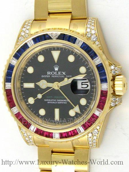 Rolex GMT-Master II 3996