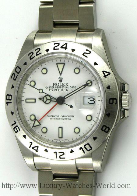 Rolex Explorer II 4192