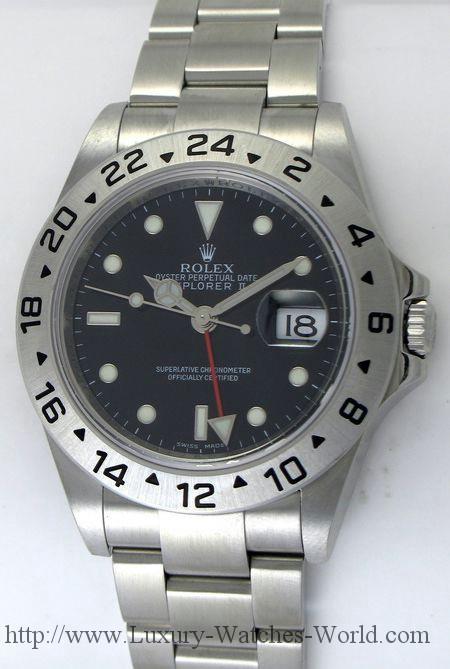 Rolex Explorer II 4302