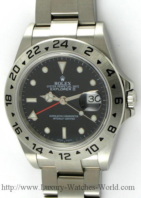 Rolex Explorer II 3951