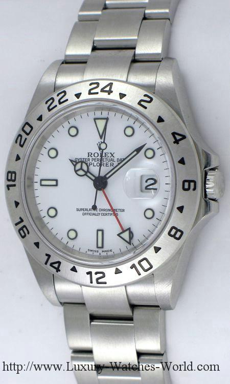 Rolex Explorer II 4074
