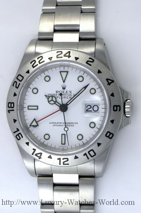 Rolex Explorer II 4281