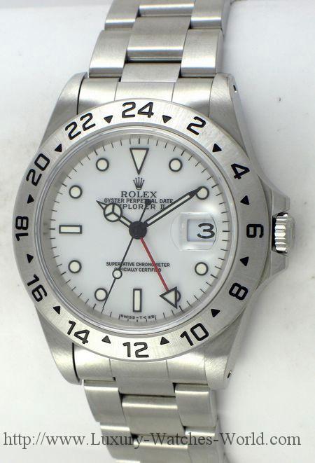 Rolex Explorer II 4352