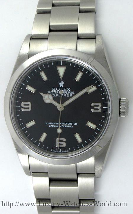 Rolex Explorer 4250