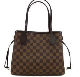 Louis Vuitton Damier Ebene Canvas Neverfull MM N51105