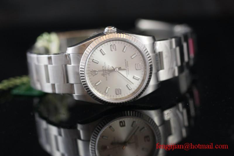 Rolex Steel Oyster Perpetual Date Watch 115200-72190