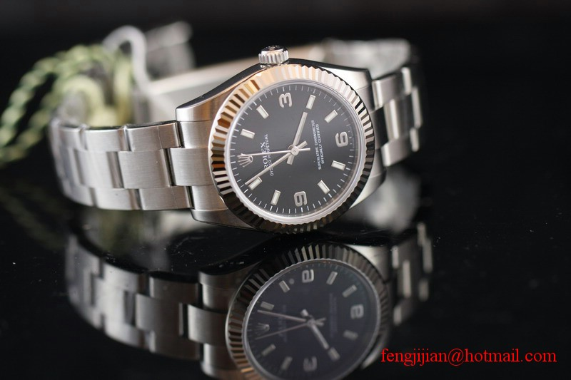 Rolex Lady Oyster Perpetual 177234-70160BKSAO