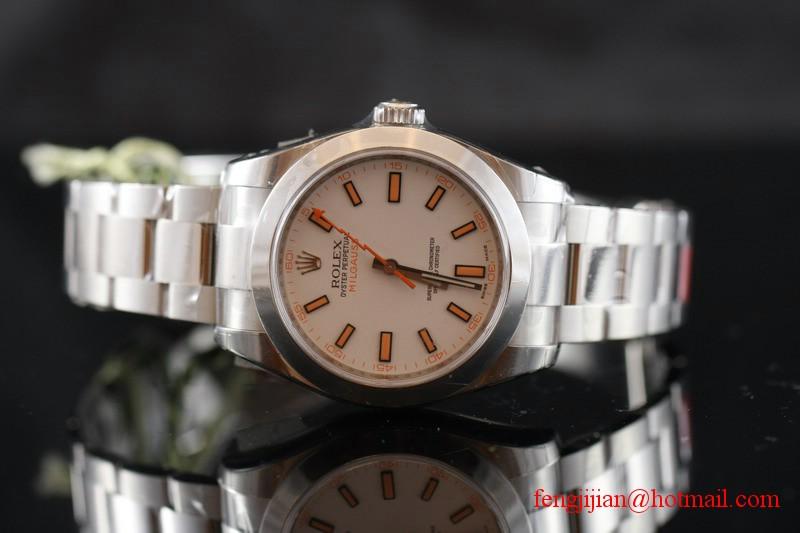 Rolex Steel Oyster Perpetual Date Watch 116400-72400