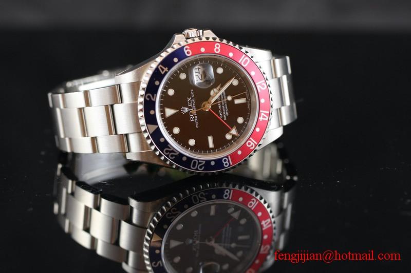 Rolex Certified Pre-Owned Steel GMT Master II Watch 16710-78790