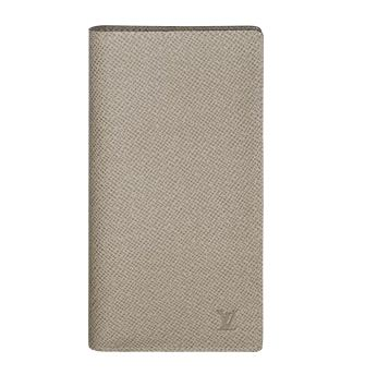 Louis Vuitton Taiga Leather Long Wallet M32645