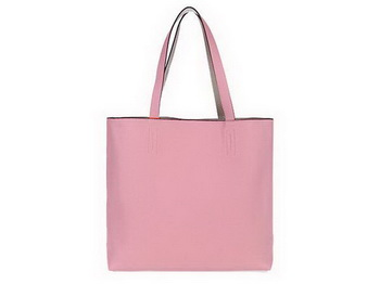 Hermes Shopping Bag 36CM Totes Clemence Leather Pink