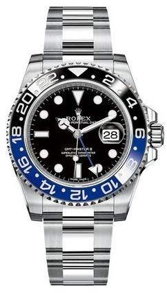 New Rolex GMT-Master II Watch 116710BLNR