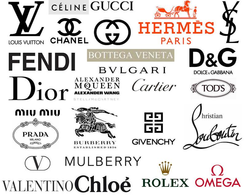 Luxury Goods Shop Receipt