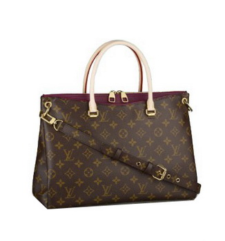 Louis Vuitton Monogram Canvas Pallas M40906