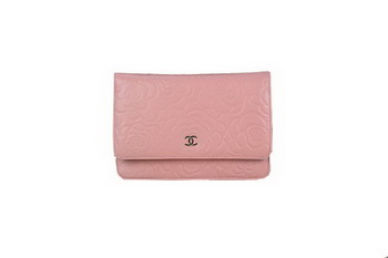 Chanel A33814 Original Sheepskin Leather mini Flap Bag Pink