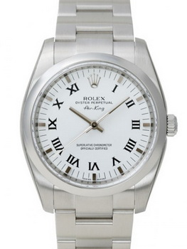 Rolex Air-King Watch 114200B