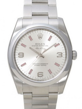 Rolex Air-King Watch 114200P