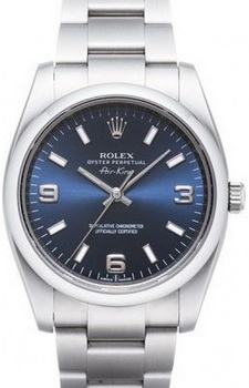 Rolex Air-King Watch 114200RO