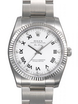 Rolex Air-King Watch 114234