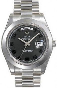 Rolex Day Date II Watch 218206E