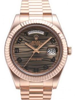 Rolex Day Date II Watch 218235B