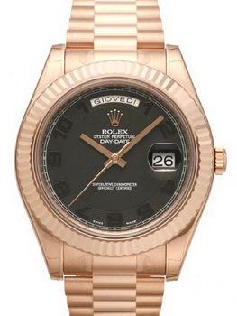 Rolex Day Date II Watch 218235C