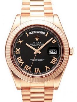 Rolex Day Date II Watch 218235E