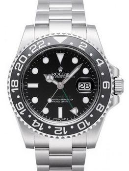 Rolex GMT Master II Watch 116710A