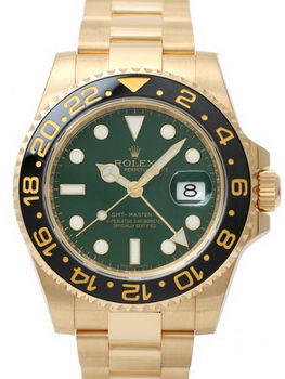 Rolex GMT Master II Watch 116718A