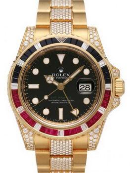 Rolex GMT Master II Watch 116758A