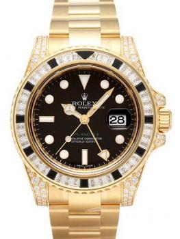 Rolex GMT Master II Watch 116758B