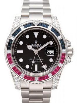 Rolex GMT Master II Watch 116759A