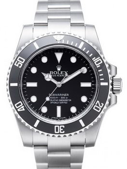 Rolex Submariner Date Watch 114060A