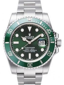 Rolex Submariner Date Watch 116610A