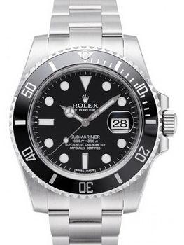 Rolex Submariner Date Watch 116610B