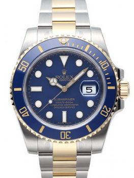 Rolex Submariner Date Watch 116613D