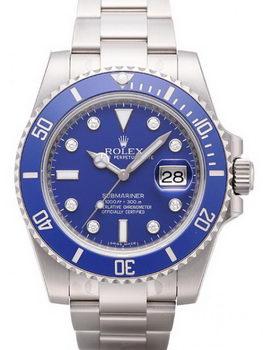 Rolex Submariner Date Watch 116619A
