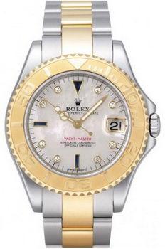 Rolex Yacht Master Watch 168623A