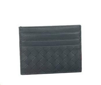 Bottega Veneta Intrecciato VN Card Case 5811 RoyalBlue