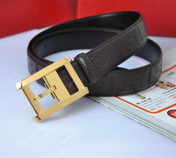 Cartier New Surface Withhold Large Flower Belt RT0011C